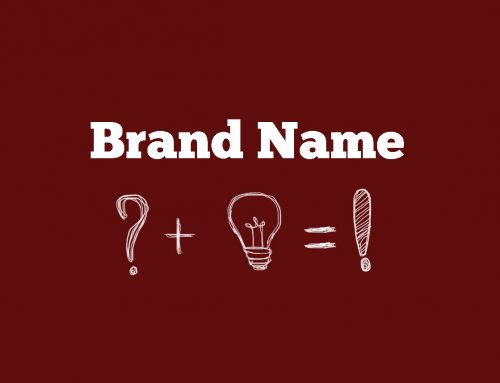 12 guidelines to follow when naming your brand